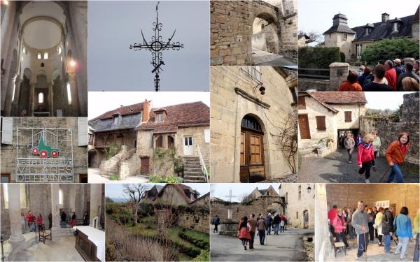visite du village de St Robert
