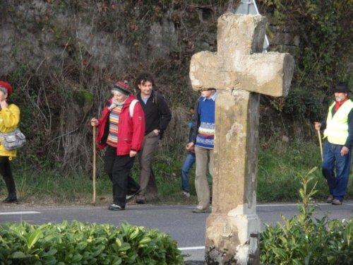 une croix de chemin