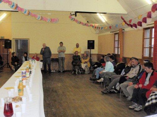 accueil municipal & associatif à Marcillac