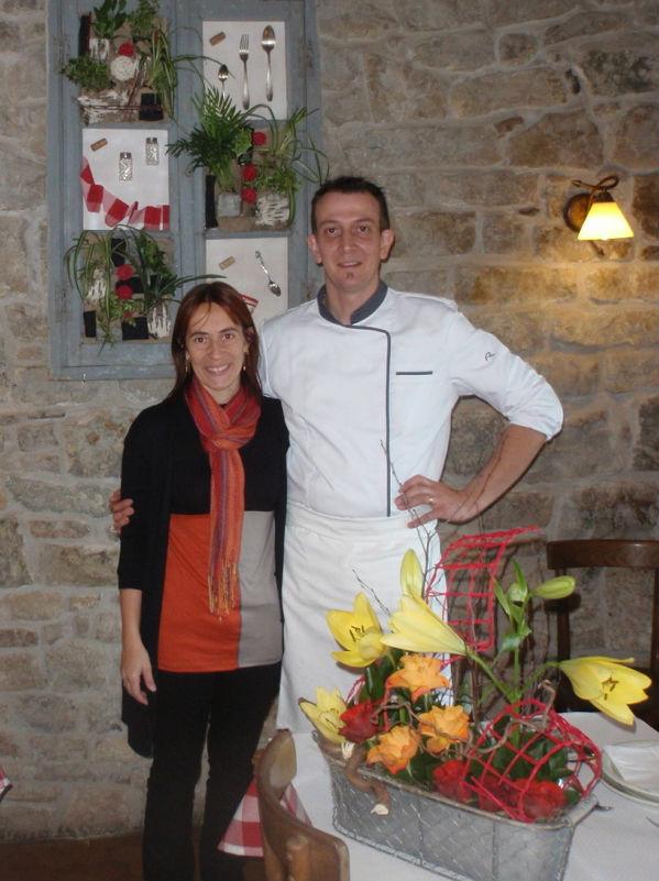 repas de la chasse chez Marlène & Jérôme - restaurant de la Barbacane